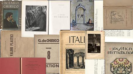 Copertina fondo bibliografico